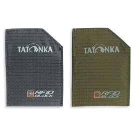 Tatonka Sleeve RFID B Set Einsteckhüllen mit Ausleseschutz im Set im ARTS-Outdoors Tatonka-Online-Shop günstig bestellen