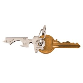 True Utility Key Tool kleines Multifunktions Werkzeug für Schlüssel