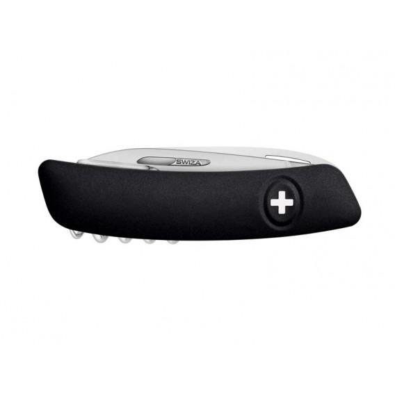 Swiza Taschenmesser D05 Outdoor Klappmesser schwarz hier im Swiza-Shop günstig online bestellen