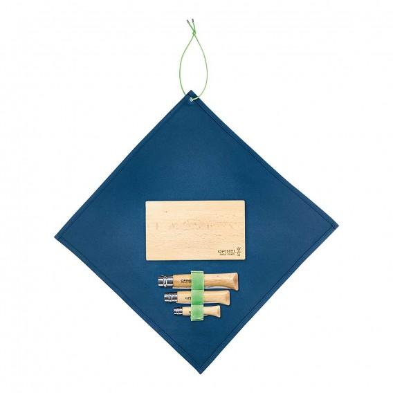 Opinel Outdoor Kit Nomad Campinggeschirr Set hier im Opinel-Shop günstig online bestellen