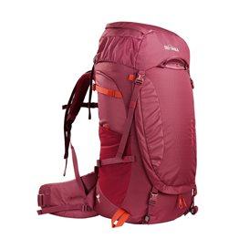 Tatonka Noras 55+10 Damen Trekkingrucksack Wanderrucksack bordeaux red