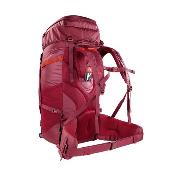 Tatonka Noras 55+10 Damen Trekkingrucksack Wanderrucksack bordeaux red hier im Tatonka-Shop günstig online bestellen
