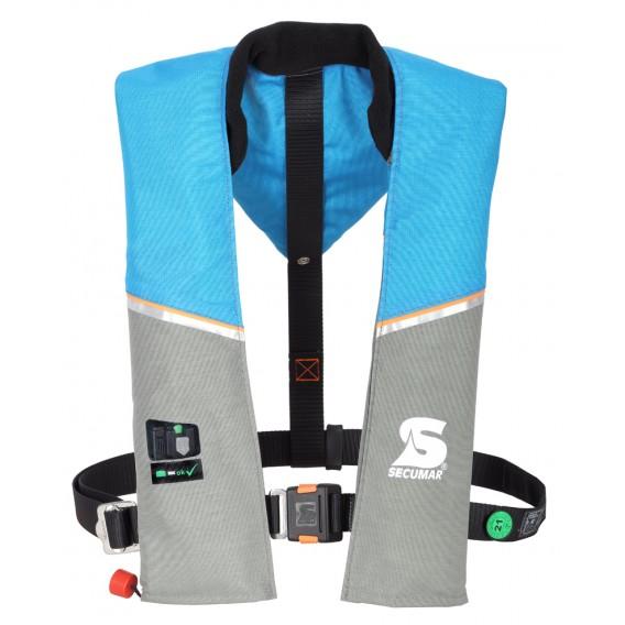 Secumar Ultra 170 aufblasbare Rettungsweste ocean hier im Secumar-Shop günstig online bestellen