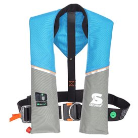 Secumar Ultra 170 Harness aufblasbare Rettungsweste ocean hier im Secumar-Shop günstig online bestellen