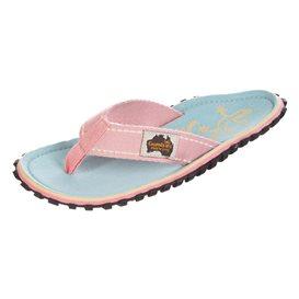 Gumbies Gecko Zehentrenner Flip-Flops Sandale pink im ARTS-Outdoors Gumbies-Online-Shop günstig bestellen