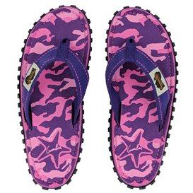 Gumbies Cami Zehentrenner Badelatschen Sandale lila