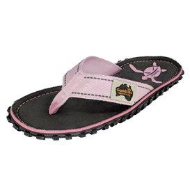 Gumbies Turtle Zehentrenner Flip-Flops Sandale pink hier im Gumbies-Shop günstig online bestellen