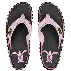 Gumbies Turtle Zehentrenner Flip-Flops Sandale pink im ARTS-Outdoors Gumbies-Online-Shop günstig bestellen