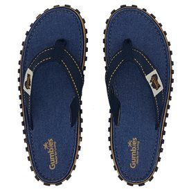 Gumbies Dark Denim Zehentrenner Flip-Flops Sandale navy im ARTS-Outdoors Gumbies-Online-Shop günstig bestellen