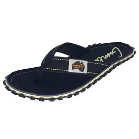 Gumbies Black Zehentrenner Flip-Flops Sandale schwarz im ARTS-Outdoors Gumbies-Online-Shop günstig bestellen