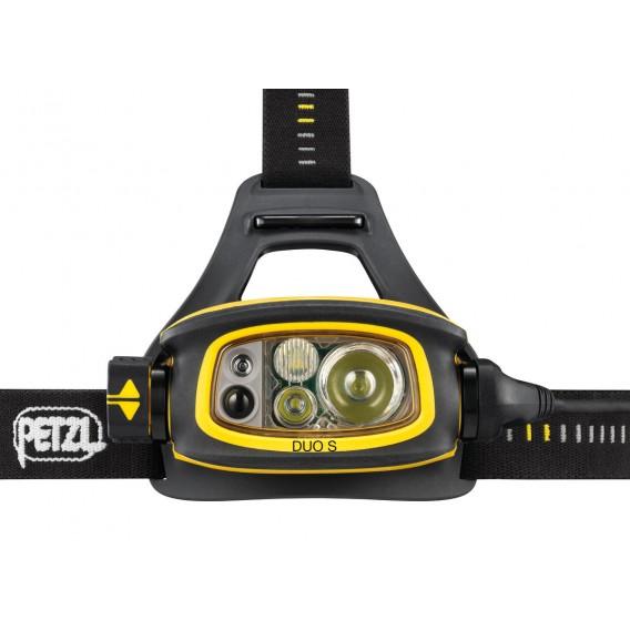Petzl Duo S Stirnlampe Helmlampe 1100 Lumen im ARTS-Outdoors Petzl-Online-Shop günstig bestellen