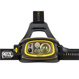 Petzl Duo S Stirnlampe Helmlampe 1100 Lumen hier im Petzl-Shop günstig online bestellen
