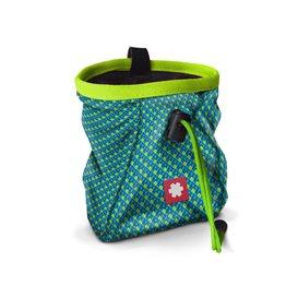 Ocun Lucky + Belt Chalkbag Beutel für Kletterkreide guru blue