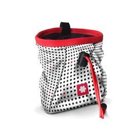 Ocun Lucky + Belt Chalkbag Beutel für Kletterkreide blossom white-red im ARTS-Outdoors Ocun-Online-Shop günstig bestellen