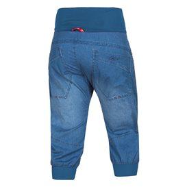 Ocun Noya Shorts Jeans kurze Kletterhose Sporthose middle blue im ARTS-Outdoors Ocun-Online-Shop günstig bestellen