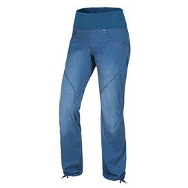 Ocun Noya Jeans Kletterhose Sporthose middle blue