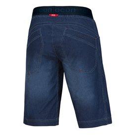 Ocun Mania Shorts Jeans kurze Kletterhose Sporthose dark blue im ARTS-Outdoors Ocun-Online-Shop günstig bestellen
