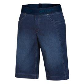Ocun Mania Shorts Jeans kurze Kletterhose Sporthose dark blue