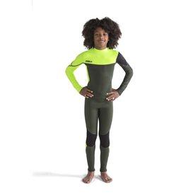 Jobe Boston Fullsuit 3/2 mm langer Neoprenanzug für Kinder army green im ARTS-Outdoors Jobe-Online-Shop günstig bestellen