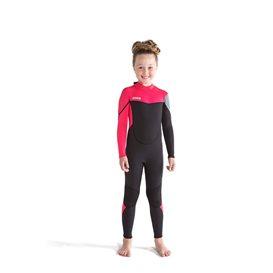 Jobe Boston Fullsuit 3/2 mm langer Neoprenanzug für Kinder hot pink im ARTS-Outdoors Jobe-Online-Shop günstig bestellen