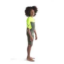 Jobe Boston Shorty 2 mm kurzer Neoprenanzug für Kinder army green im ARTS-Outdoors Jobe-Online-Shop günstig bestellen
