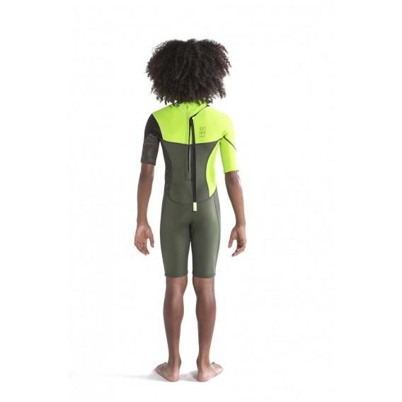 Jobe Boston Shorty 2 mm kurzer Neoprenanzug für Kinder army green hier im Jobe-Shop günstig online bestellen