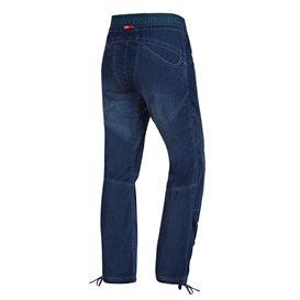 Ocun Mania Jeans Kletterhose Sporthose dark blue hier im Ocun-Shop günstig online bestellen