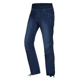 Ocun Mania Jeans Kletterhose Sporthose dark blue