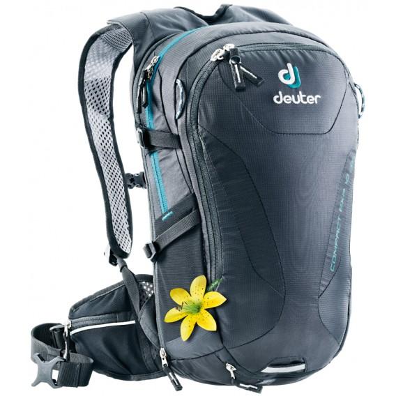 Deuter Compact EXP 10 SL Damen Fahrradrucksack Daypack black hier im Deuter-Shop günstig online bestellen