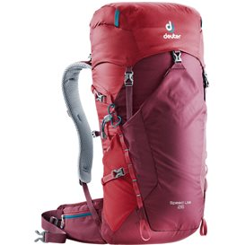 Deuter Speed Lite 26 Wanderrucksack Daypack maron-cranberry hier im Deuter-Shop günstig online bestellen