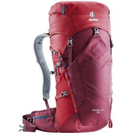 Deuter Speed Lite 26 Wanderrucksack Daypack maron-cranberry im ARTS-Outdoors Deuter-Online-Shop günstig bestellen