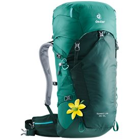 Deuter Speed Lite 30 SL Damen Wanderrucksack Daypack forest-alpinegreen