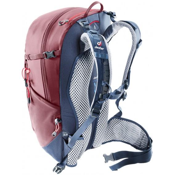 Deuter Trail 24 SL Damen Wanderrucksack Daypack maron-navy hier im Deuter-Shop günstig online bestellen