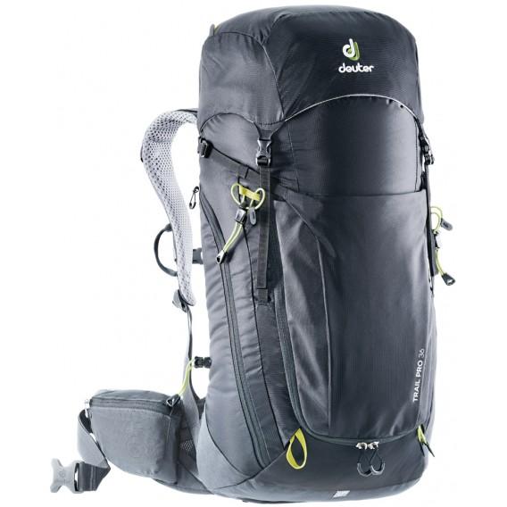 Deuter Trail Pro 36 Wanderrucksack Trekkingrucksack black-graphite hier im Deuter-Shop günstig online bestellen