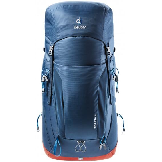 Deuter Trail Pro 36 Wanderrucksack Trekkingrucksack Daypack midnight-lava hier im Deuter-Shop günstig online bestellen