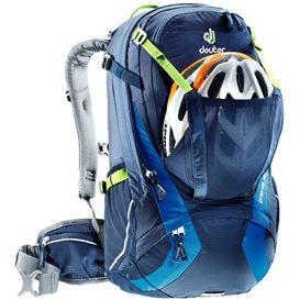 Deuter Trans Alpine 30 Daypack Fahrrad und Wanderrucksack navy-ocean