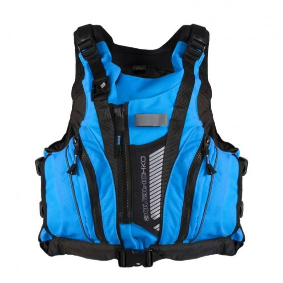 Hiko Aquatic Schwimmweste Rettungsweste Paddelweste process blue im ARTS-Outdoors Hiko-Online-Shop günstig bestellen