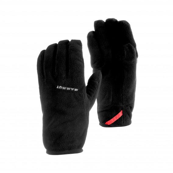 Mammut Fleece Glove Handschuhe black hier im Mammut-Shop günstig online bestellen