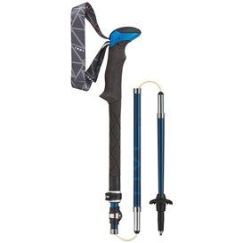 Leki Micro Vario Carbon Trekkingstöcke blau-weiss-blau-neonrot im ARTS-Outdoors Leki-Online-Shop günstig bestellen