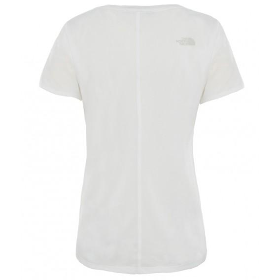 The North Face Quest Tee Damen Kurzarm T-Shirt white hier im The North Face-Shop günstig online bestellen