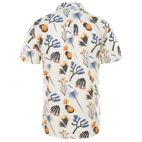 The North Face Baytrail Shirt Herren Kurzarm T-Shirt citrine yellow-joshua tree print hier im The North Face-Shop günstig online