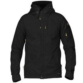 Fjällräven Keb Jacket Herren Outdoor und Übergangsjacke black hier im Fjällräven-Shop günstig online bestellen