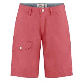 Fjällräven Greenland Shorts kurze Damen Freizeit und Outdoor Hose peach pink im ARTS-Outdoors Fjällräven-Online-Shop günstig bes