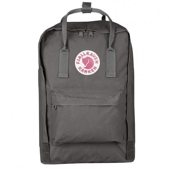 Fjällräven Kanken 15 Zoll Retro Laptop Rucksack Daypack super grey hier im Fjällräven-Shop günstig online bestellen