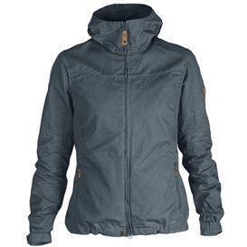 Fjällräven Stina Jacket Damen Outdoor und Übergangs Jacke dusk hier im Fjällräven-Shop günstig online bestellen