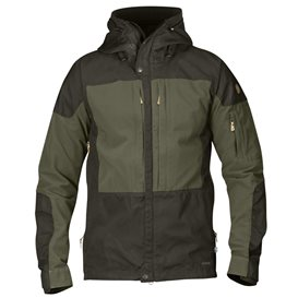 Fjällräven Keb Jacket Herren Outdoor und Übergangsjacke deep forest-laurel green im ARTS-Outdoors Fjällräven-Online-Shop günstig