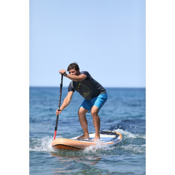Aqua Marina Magma 10.1 komplett Set aufblasbares Stand Up Paddle Board SUP hier im Aqua Marina-Shop günstig online bestellen