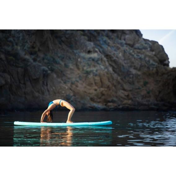 Aqua Marina Dhyana 11.0 Yoga Set aufblasbares Stand Up Paddle Board SUP hier im Aqua Marina-Shop günstig online bestellen