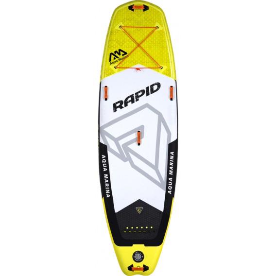 Aqua Marina Rapid 9.6 Wildwasser Stand Up Paddle Board aufblasbares SUP im ARTS-Outdoors Aqua Marina-Online-Shop günstig bestell