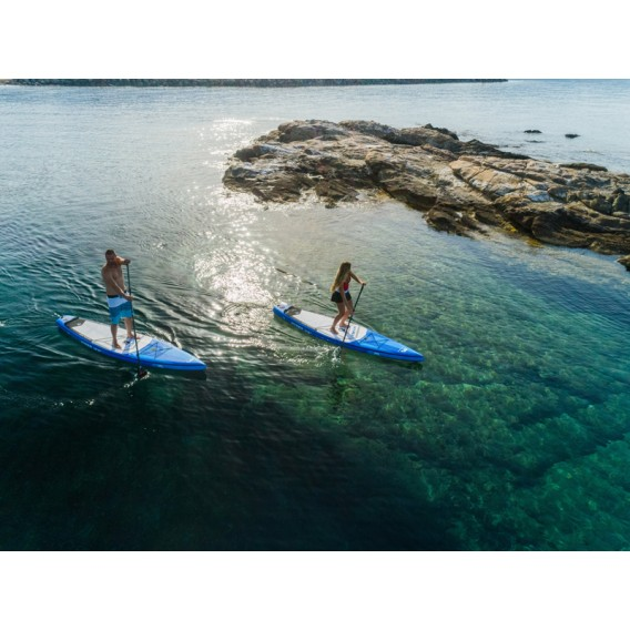 Aqua Marina Hyper 11.6 Touring Stand Up Paddle Board aufblasbares SUP hier im Aqua Marina-Shop günstig online bestellen